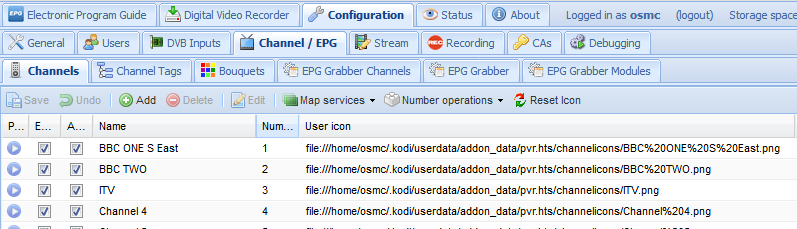 Bug #5028: Channel icon path is not parsed properly - Tvheadend