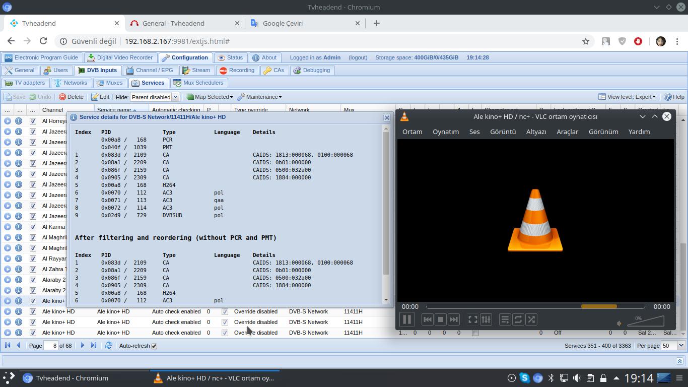 Install Oscam Ubuntu
